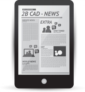 2B CAD - NEWS